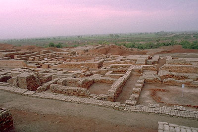Indus Valley Civilization Houses